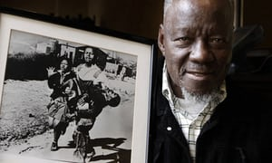 SANEF mourns death of world famous photojournalist Sam Nzima