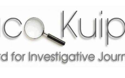 Statement from the judging panel of the Taco Kuiper Award for Investigative Journalism – March 2019
