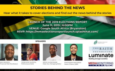 Stories behind the news: Hear what it takes to cover elections and find the news behind the stories