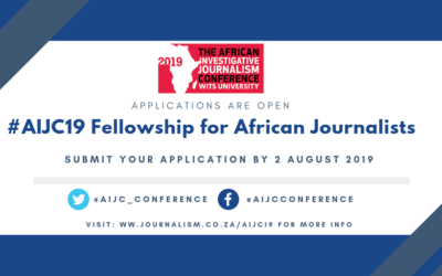 Call for Applications – Fellowships for African Journalists