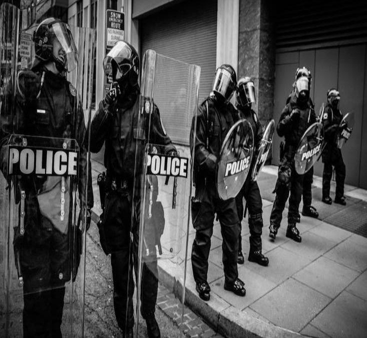 Law Focus: How much violence can police exert