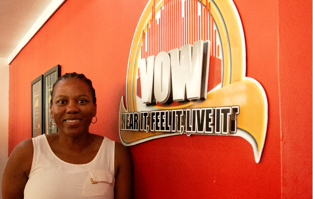 Voice of Wits FM welcomes new station manager