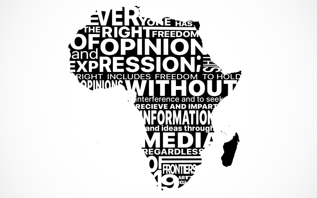 Media Freedom and Freedom of Expression in Africa – a free Wits Online Course, to start in October, 2019