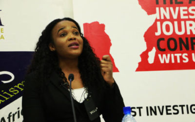 Carlos Cardoso's memory epitomised by Cameroonian journalist Mimi Mefo