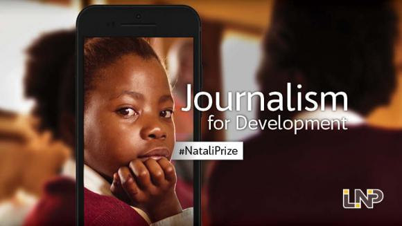 Will you be the next Lorenzo Natali Media Prize winner?
