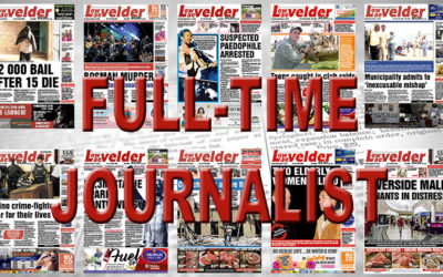 Lowveld Media seeks a full-time senior journalist