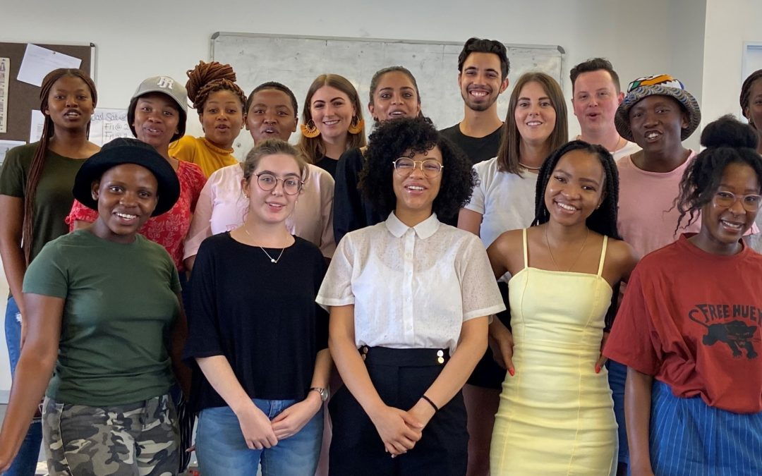 Wits Journalism welcomes 2020 BA Honours career-entry cohort