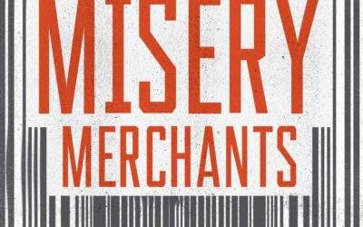 The Misery Merchants by Ruth Hopkins's now available