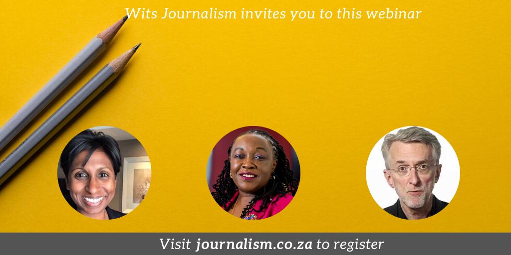 Midweek Webinar: Teaching journalism under Covid