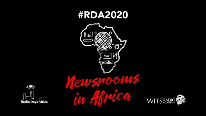 RDA2020: Challenges & contributions: The state of radio newsrooms in Africa