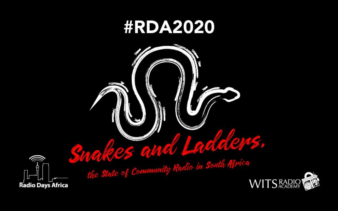 RDA2020: The current status of community radio in South Africa