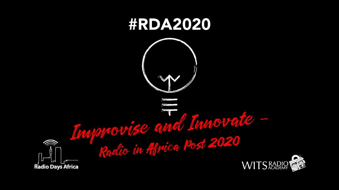 RDA2020: Where to from here? Collaboration and the future of radio, music and podcasting