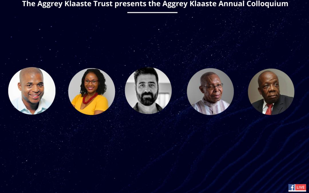 Aggrey Klaaste Annual Colloquium: Surviving 2020 and Media Credibility Going Forward
