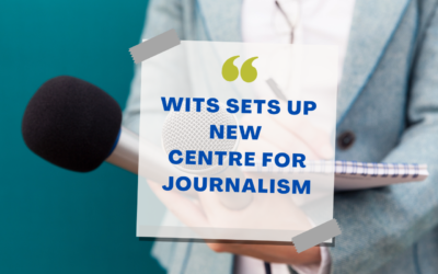Wits sets up new Centre for Journalism